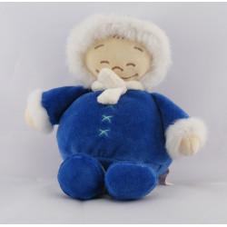 Doudou esquimau bleu NOUKIE'S