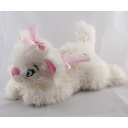 Peluche chat blanc Marie Les Aristochats DISNEYLAND