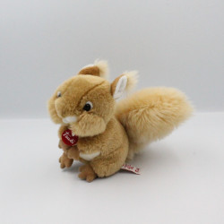 Peluche écureuil beige TRUDI