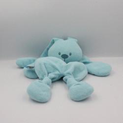 Doudou lapin bleu Lapidou NATTOU