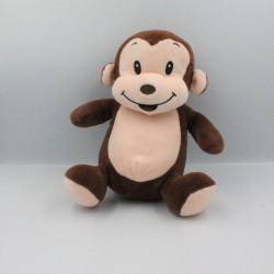 Doudou singe LA PELUCHERIA