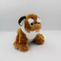 Peluche tigre marron PLAYKIDS