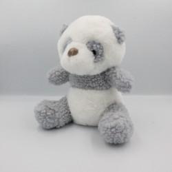 Peluche panda gris blanc SNUGGLE BABY SHELDON