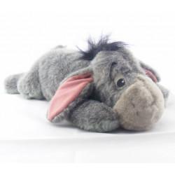 Peluche Bourriquet gris couché DISNEY