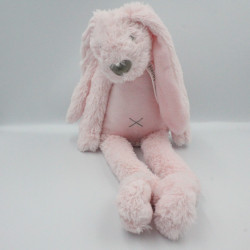 Doudou lapin rose HAPPY HORSE