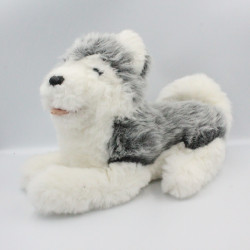 Peluche chien Husky AJENA