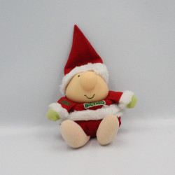 Peluche lutin Père Noël Ziggy Jolly Hollydays TOM WILSON
