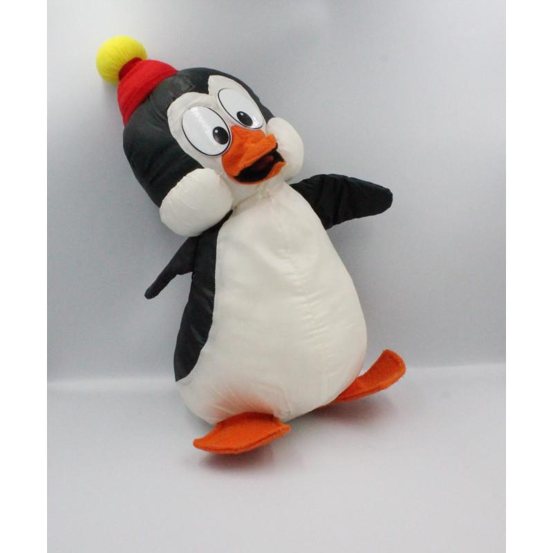 Peluche puffalump pingouin manchot Chili Willy BIKIN 1982