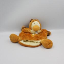 Doudou et compagnie marionnette mon poussin grrr renard