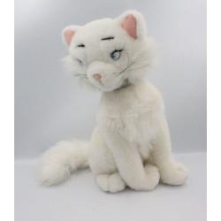 Peluche chat blanc Duchesse Les Aristochats DISNEYLAND