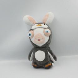 Peluche lapin crétin déguisé en pingouin UBISOFT GIPSY