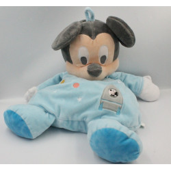Doudou range pyjama Mickey bleu planètes étoile DISNEY BABY