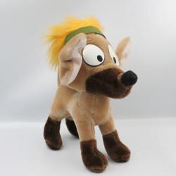 Peluche chien chihuahua Tito Oliver & Compagnie WALT DISNEY 1989