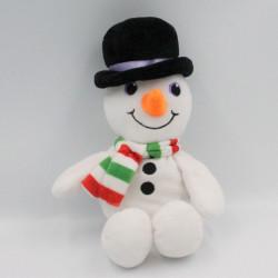 Doudou bonhomme de neige MILKA