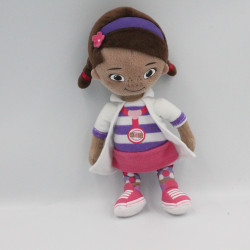 Doudou Doc McStuffins Docteur DISNEY JUNIOR