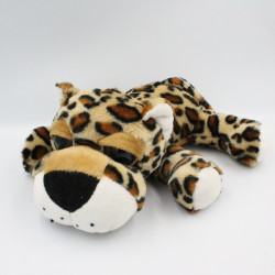 Peluche leopard Gros yeux