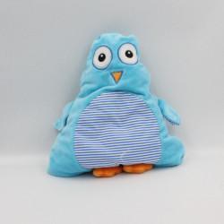 Doudou range pyjama oisau Hibou bleu COOPER