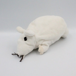 Doudou rat blanc IKEA