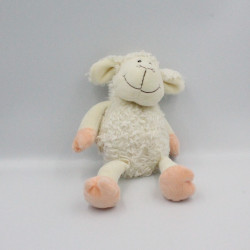 Doudou mouton blanc PLANET PLUCH
