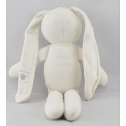 Doudou Lapin blanc Bébé PETIT BATEAU