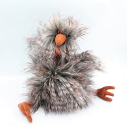 Peluche oiseau poule JELLYCAT