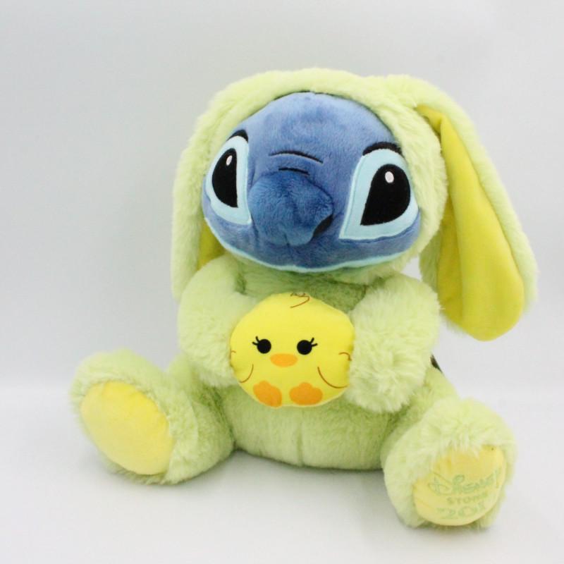 Peluche Stitch déguisé en lapin DISNEY STORE