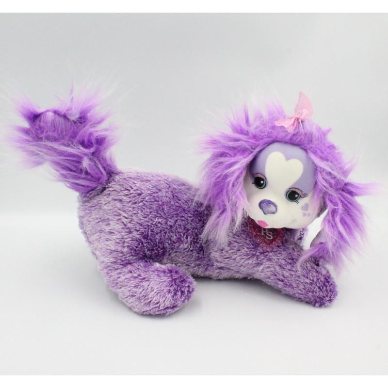 Peluche chien violet Puppy Surprise GIOCHI PREZIOSI