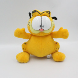 Peluche chat orange Garfield PAWS