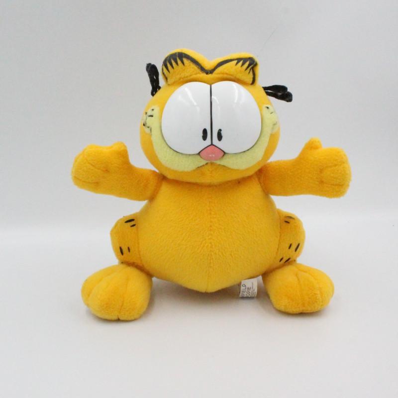 Peluche chat orange Garfield PAWS