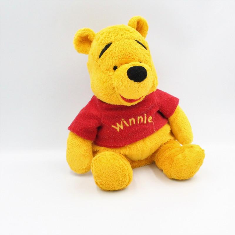 Peluche Winnie l'ourson DISNEY