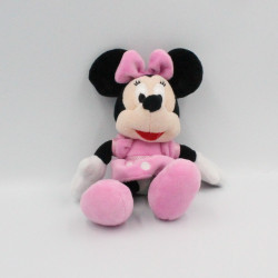 Doudou Minnie robe rose...