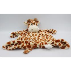 Grand Doudou plat girafe KIMBALOO LA HALLE