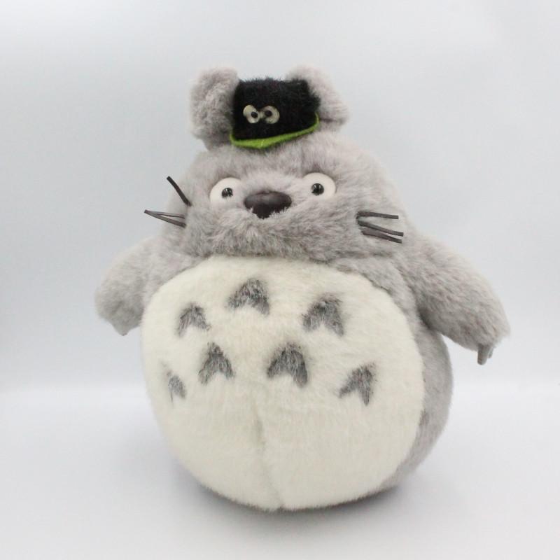 Grande Peluche Totoro gris NIBARIKI TOKUMA