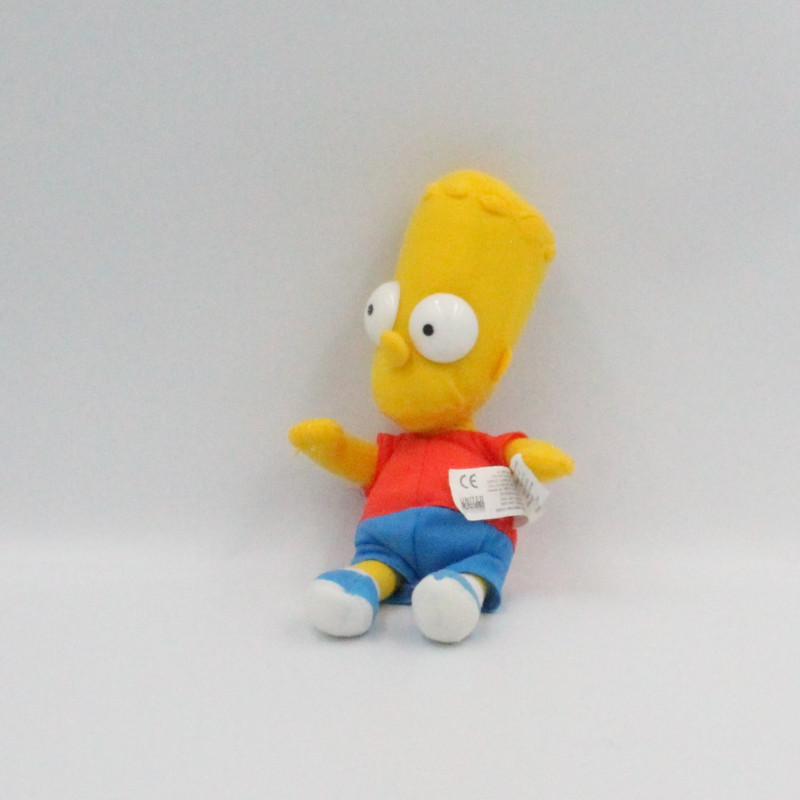Peluche Poupée Bart Les Simpson 2005