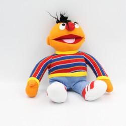 Peluche Ernest l'ami de Bart rue Sesame