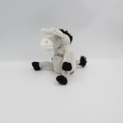 Doudou ane cheval gris Corsica 20 cm