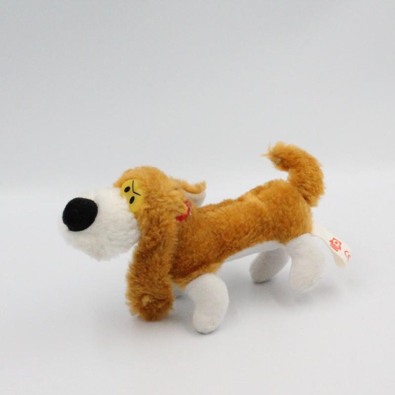 Ancienne Petite Peluche chien QUICK