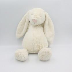 Grand Doudou lapin blanc nez rose JELLYCAT