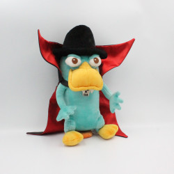 Peluche Perry l'ornithorynque PHINEAS ET FERB DISNEYLAND