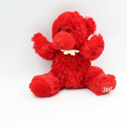 Doudou ours rouge BEAUTY SUCCESS 2008