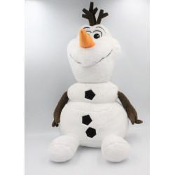 Grande Peluche Olaf bonhomme de neige La Reine des Neiges Frozen DISNEY NICOTOY