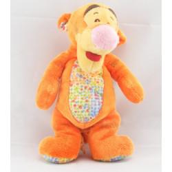Doudou plat noeuds tigrou ami de Winnie l'ourson Disney Baby