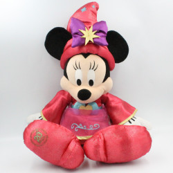 Peluche souris Minnie magicienne DISNEYLAND EDITION PRESTIGE 20EME