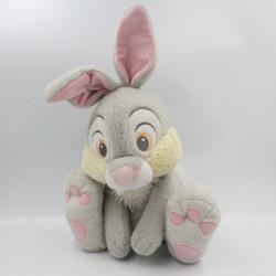 Peluche lapin gris Pan-pan l'ami de Bambi DISNEY STORE AUTHENTIC