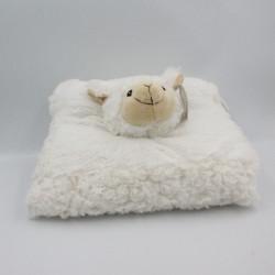Doudou coussin range pyjama mouton LA COMPAGNIE DES MARMOTTES