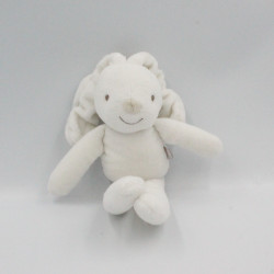 Doudou lapin blanc KIMBALOO LA HALLE