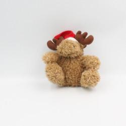 Doudou cerf renne Noël BUFFALO GRILL