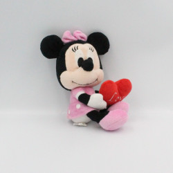 Peluche Minnie avec coeur...