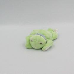 Mini Doudou grenouille verte NOUKIE'S