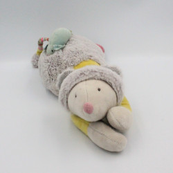 Doudou musical souris les Pachats MOULIN ROTY